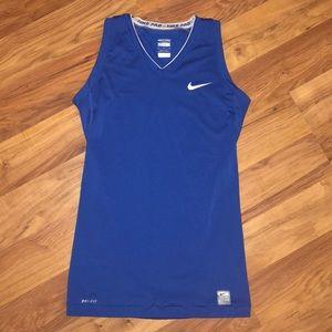 💙 NIKE PRO Dri Fit Workout tank / shirt